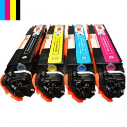 Kit 4 Toner Compatibile...