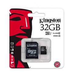 Micro Sd Kingston 32GB - C10