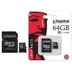 Micro Sd Kingston 64GB - C10